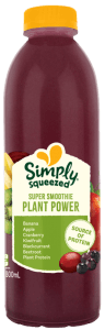 plant power smoothie